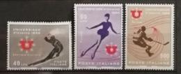 Italie 1966 / Yvert N°940-942 / ** - 6. 1946-.. Repubblica
