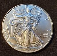 "United States 1 Dollar 2020  ""Silver Eagle"" - Etats-Unis"