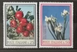Italie 1967 / Yvert N°989-990 / ** - 6. 1946-.. Repubblica