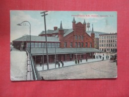 Pennsylvania R.R. Station  Newark New Jersey  > Ref 4270 - Etats-Unis