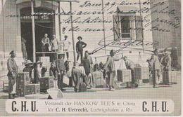 LUDWIGSHAFEN - VERSANDT DER HANKOW TEE'S IN CHINA FÜR C.H. UETRECHT - Germany