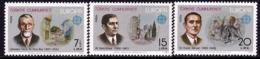 Turquie - Europa CEPT 1980 - Yvert Nr. 2279/2281 - Michel Nr. 2510/2512  ** - 1980