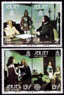 Jersey - Europa CEPT 1980 - Yvert Nr. 213/216 - Michel Nr. 219/222 ** - 1980