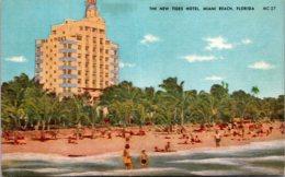Florida Miami Beach The New Tides Hotel - Miami Beach