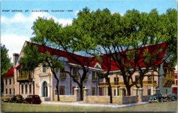 Florida St Augustine Post Office - St Augustine