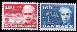 Dane:mark - Europa CEPT 1980 - Yvert Nr. 700/701 - Michel Nr. 699/700  ** - 1980