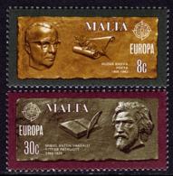 Malte - Europa CEPT 1980 - Yvert Nr. 603/604 - Michel Nr. 614/616 ** - 1980
