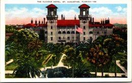 Florida St Augustine The Alcazar Hotel 1949 - St Augustine