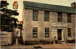 Florida St Augustine Treasury Street With Veddor Museum - St Augustine