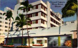 Florida Miami Beach Concord Cafeteria Collins Avenue - Miami Beach
