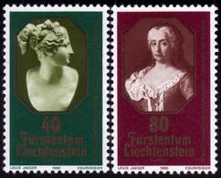 Liechtenstein - Europa CEPT 1980 - Yvert Nr. 682/683 - Michel Nr. 741/742  ** - 1980