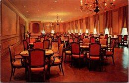 Florida Winter Park Main Dining Room Winter Park Towers South Lakemont Avenue - Orlando