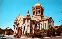 Florida St Augustine Flagler Memorial Cathedral - St Augustine