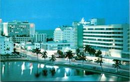 Florida Miami Beach Night View - Miami Beach