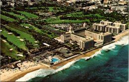 Florida Palm Beach The Breakers Resort Aerial View - Palm Beach