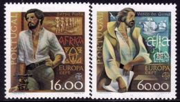 Portugal - Europa CEPT 1980 - Yvert Nr. 1466/1467 - Michel Nr. 1488/1489  ** - 1980