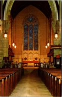 Florida Palm Beach Bethesda-By-The-Sea Episcopal Church The Nave - Palm Beach