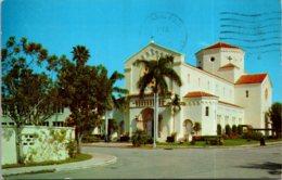 Florida Miami Beach St Patrick's Catholic Church 1965 - Miami Beach