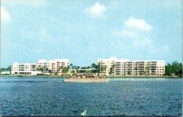 Florida Palm Beach Palm Beach Towers Seen From Lake Worth - Palm Beach