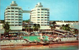 Florida Miami Beach Sherry Frontenac Hotel On The Ocean 1968 - Miami Beach