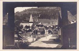 182/ Saanen, Spoorovergang - BE Berne