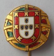 COAT OF ARMS  PORTUGAL  PINS BADGES P4/3 - Villes