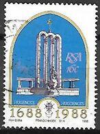 RSA   /  AFRIQUE  DU  SUD     -    1988  .   MONUMENT   /   HUGUENOTS     -     Oblitéré - África Del Sur (1961-...)