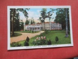 Junaluska Terrace Hotel  Andrews  North Carolina > Ref 4270 - Etats-Unis