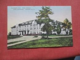 Hand Colored---- Southgate Hall  ------------ Duke University North Carolina > Durham > Ref 4270 - Durham