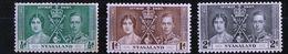 Nyassaland - Mint With Traces Of Hinge Remains - Coronation 1937 - Nyasaland (1907-1953)