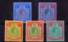 Nyassaland - Mint With Traces Of Hinge Remains - KG VI 1938 - Nyasaland (1907-1953)