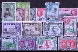Nyassaland - Mint With Traces Of Hinge Remains - KG VI 1945 - Nyasaland (1907-1953)