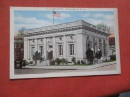 Post Office Henderson   North Carolina   Ref 4270 - Etats-Unis