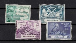 Nyassaland - Mint With Traces Of Hinge Remains - UPU, 1949 - Nyasaland (1907-1953)