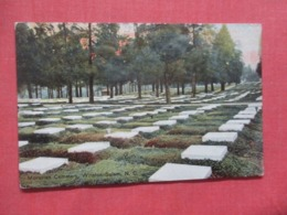 Moravian Cemetery  Winston Salem North Carolina   Ref 4270 - Winston Salem