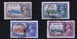 Nyassaland - Used - King George V, Silver Jubilee, 1935 - Nyasaland (1907-1953)