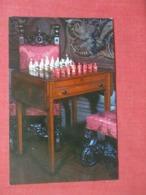 Biltmore House   Napoleon's Chess Men & Table  Biltmore North Carolina   Ref 4270 - Etats-Unis