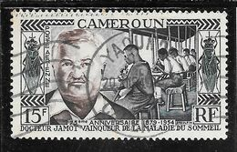 CAMEROUN PA N°45 OB TB SANS DEFAUTS - Cameroun (1915-1959)