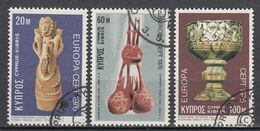 Cyprus Europa Cept 1976 Gestempeld  Fine Used - 1976