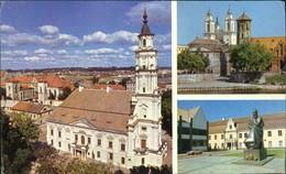 Kaunas Kowno (Коўна) Stadtansichten 1982 - Lituania