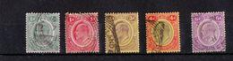 Nyassaland  - Used, King Edward VII, 1908 - Nyassaland (1907-1953)