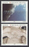 1995Croatia319-320Europa Cept6,00 € - 1995