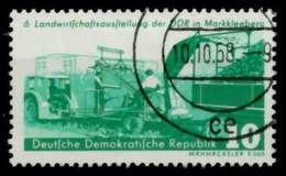 DDR 1958 Nr 629 Gestempelt X8BBEB2 - [6] República Democrática
