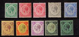 Nyassaland  - Mint With Traces Of Hinge Remains, King George V, 1913 - Nyassaland (1907-1953)