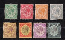 Nyassaland  - Mint With Traces Of Hinge Remains, King George V, 1921 - Nyassaland (1907-1953)