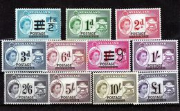 Nyassaland  - UMM, 1963 Optd Postage,1963 - Nyassaland (1907-1953)