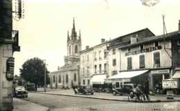 42 -CPSM - FEURS - L'Eglise - Feurs