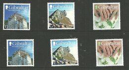 Gibraltar 2015 Greeting Stamps; SEPAC: Culture Mi 1701-1706 MNH(**) - Gibraltar