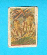 ENGLAND TEAM - Two Footballers ... Yugoslav Original Vintage Card 1960.y * Football Soccer Fusball Calcio Foot British - Trading Cards