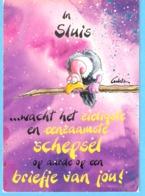 Sluis-Zeeland-In Suis...signé Goletz-Stamp-Nederland-The Netherlands-World Jamboree-Scout-Scouting-Scoutisme-1995 - Sluis